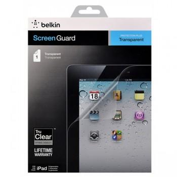 Защитная плёнка для iPad Belkin F8N798cw