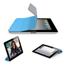 iPad Smart Cover Blue