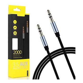 Кабель Remax AUX Cable (черный)