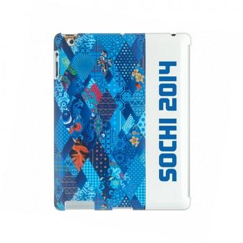 Накладка- крышка SOCHI 2014  для iPad 2/ 3/ 4